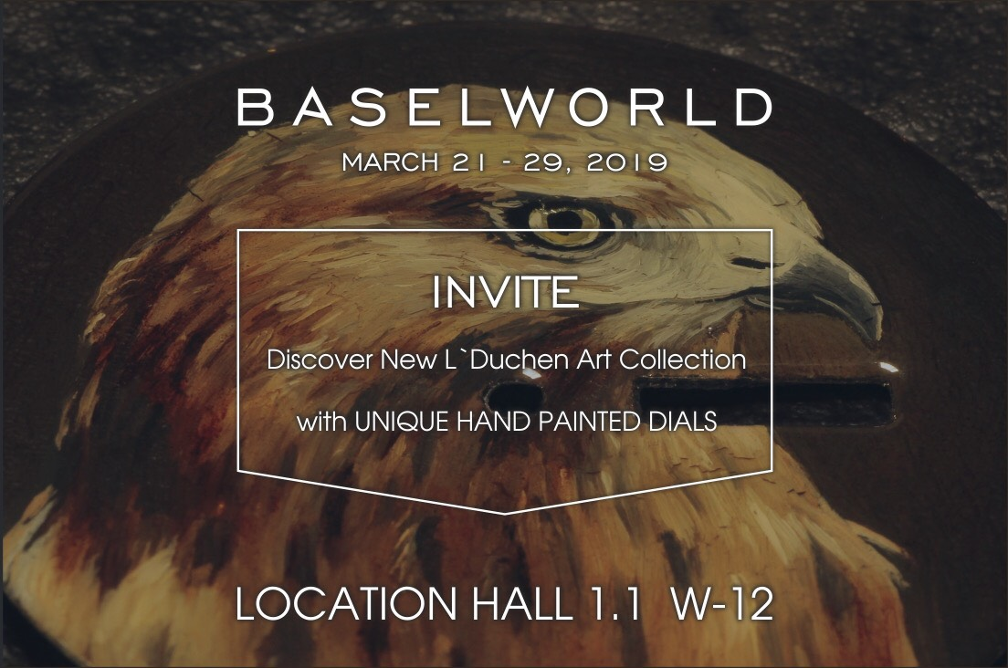 Baselworld is coming